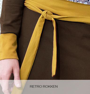 retro rokken